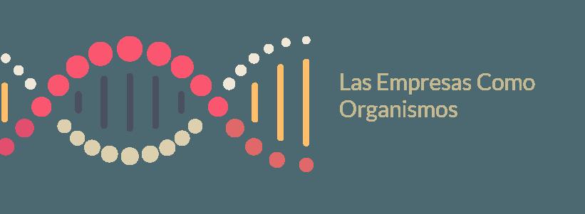 Una Organización es un ser vivo