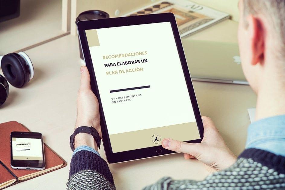 Recomendaciones para elaborar un plan de acción e-book